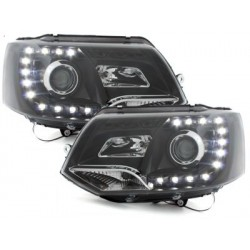 DECTANE headlights VW T5 GP_2010+_black