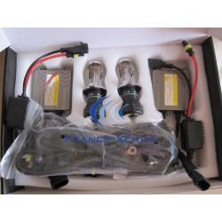 HID Kit H4-3 Bi-Xenon - 3 000K - Slim Ballast