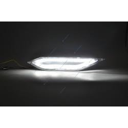 Pack side flashing LED cayenne 2011-2014