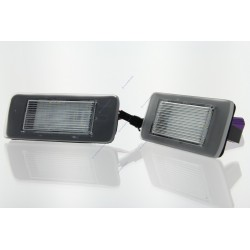 LED License plate OPEL Astra J Tourer, Zafira C - BLANC 6000K