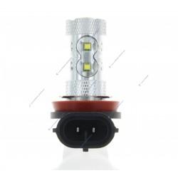 Ampoule 10 CREE 50W - H11 - Haut de Gamme