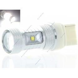 Ampoule 6 CREE 30W - W21/5W - Haut de Gamme