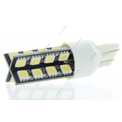 Glühbirne t20 w21 / 5W 7443 32 LED SMD canbus