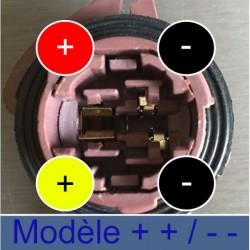 Bulb 16 CREE 80W - W21/5W 7443