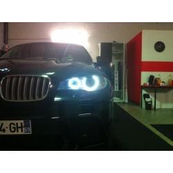 Pack Angel Eyes H8 25W FRANCE XENON NSSC E70 / E71 / E60 / E61 / E63(07-) / E64(07-) / E92 / E93  - Garantie 2 ans