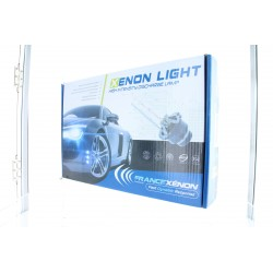 HID Conversion XENON KIT H7  bulb - 6000 K - Slim Ballast