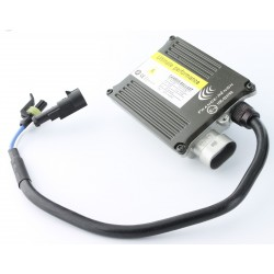 Short H7 - 3000k yellow - slim ballast - Car