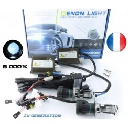H4-3 Bi-Xenon - 8000K - reattanza sottile - Car