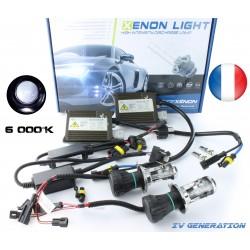 H4-3 Bi-Xenon - 6000k - fdr3 canbus + car