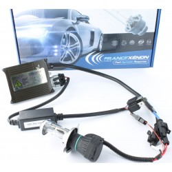 H4-3 bi-xénon - 6000K - CANBUS FDR3+ voiture
