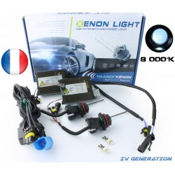 HB2 bi-xenon - 8000K - Slim Ballast