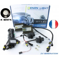 HB6 9008 Xenon - 4300K - Slim Ballast - Auto