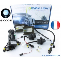 HB6 9008 Xenon - 8000K - Slim Ballast - Auto
