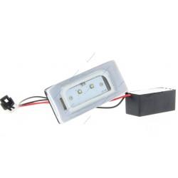 Pack module plaque arrière VAG AUDI A7 - LED CREE
