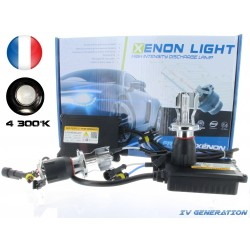 H4-3 bi-xénon - 75W 4300K - DSP Performance - voiture