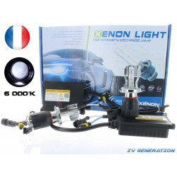 H4-3 bi-xénon - 75W 6000K - DSP Performance - voiture