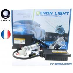 H4 Mono - 6000 ° K - prestazioni DSP 75W - Rally Cup