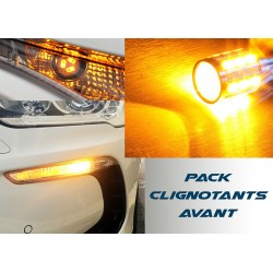 Pack front Led turn signal for Mazda 2 (DY) ph1