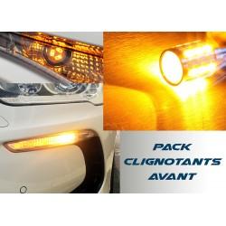 Pack Clignotant AVANT LED pour Renault Megane II phase 2