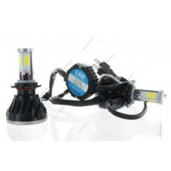 2 x 40w bulbs h11 head light - high quality