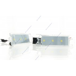 Pack Modul Backplate 3 LED SMD OPEL ZAFIRA ASTRA CORSA INSIGNIA