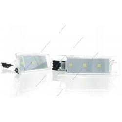 Pack modulo LED SMD de matrícula OPEL ZAFIRA ASTRA CORSA INSIGNIA