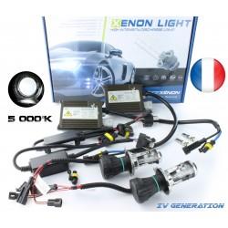 H4-3 Bi-Xenon - 5000k - fdr3 canbus + car