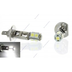 2 x H1 Bulbs 24V - 9 SMD LED