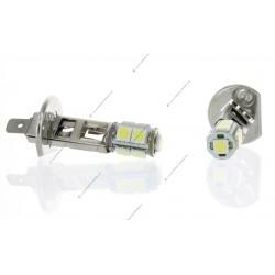 2 x Ampoules H1 24V - LED SMD 18 LED