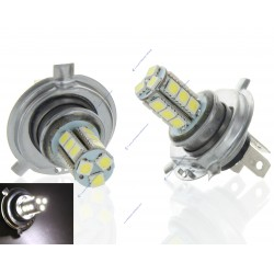 2 x 24v bulbs h4 - SMD LED 18 LED