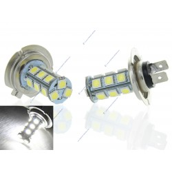2x h7 24v bulbs - LED SMD LED 18