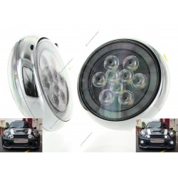 Daytime + long-range mini r55 r56 r57 full LED r60 06-15