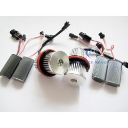 Pack Angel Eyes 10W ULTIMATE E39 / E53 / E60 / E61 / E63 / E64 / E65 / E66 / E83 (07-) / E87 (04 - 07) - Garantie 2 ans