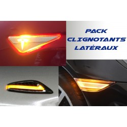 Pack Répétiteurs latéraux LED pour Porsche 911 (964)