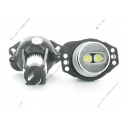 Angel Eyes 6 Watts Pack -  LED BMW E90 / E91   - 2 years warranty