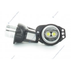 Pack Angel Eyes 6W LED BMW E90 / E91  - NEUF - Garantie 2 ans