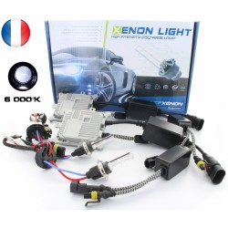 HID Conversion XENON KIT H7 - 6000 K - XPU Luxe ultra slim Ballast