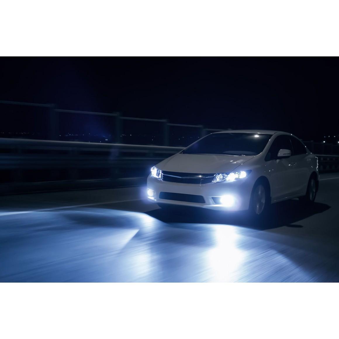 Ampoules Xénon 100W claire H7 Faisceau Complet VW Passat 04-06