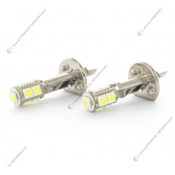 Bulbs 2 x h1 led smd LED 9