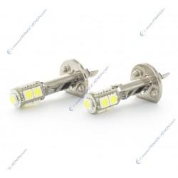 Bulbs 2 x h1 led smd LED 9