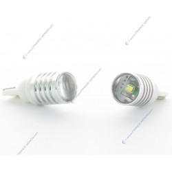 2 x LED lamps 1 created - Cree - t10 W5W