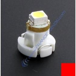 2 x Ampoules 1 LED SMD BLANC - T5 W1.2W