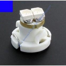 Ampoule T4.2 2 SMD BLEU