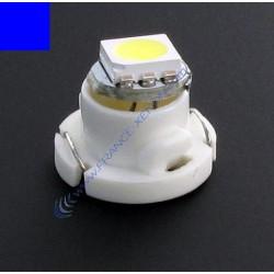Ampoule T4.7 1 SMD BLEU