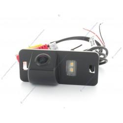 Caméra de recul BMW filaire - plaque immatriculation