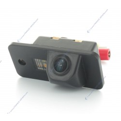 Caméra de recul AUDI filaire A3 A4 S5 A6 A8 Q7 - plaque immatriculation