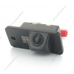 Rückseite verkabelt AUDI A3 A4 A6 A8 Q7 - Platte Registrierung S5 Kamera