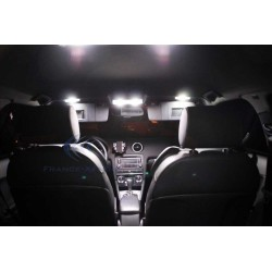 Pack FULL LED - Audi A3 8P ph.2 - BIANCO