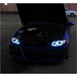 Angel Eyes 3W LED BMW E39  E65 - NEW - 2 years warranty