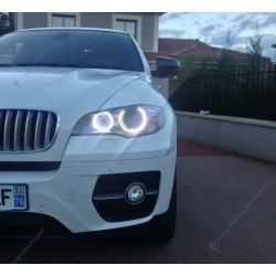 Pack Angel Eyes H8 40W FX NSSC E70 / E71 / E60 / E61 / E63(07-) / E64(07-) / E90LCI / E92 / E93 - Garantie 2 ans